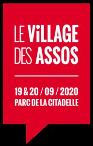Le Village des assos. Samedi 19 et dimanche 20 septembre 2020. Parc de la Citadelle, Strasbourg.